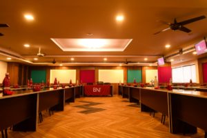 bhub training hall