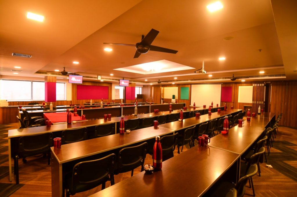 Meeting halls in hyderabad