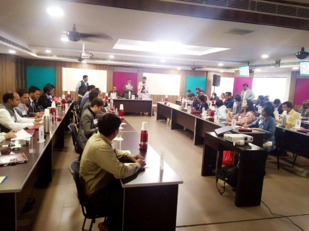 Training rooms in Hyderabad